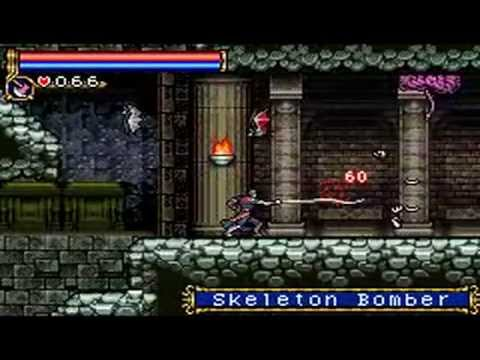 Letu0027s Play Castlevania: Circle of the Moon - Serpent Card - parte 3a