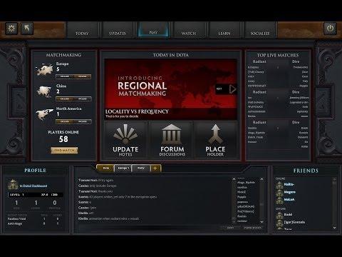 видео: dota 2 beta - Игра 2011 года
