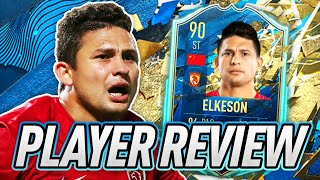 SUPER VALUE SBC! 😲 90 TOTSSF ELKESON PLAYER REVIEW! - FIFA 20 Ultimate Team