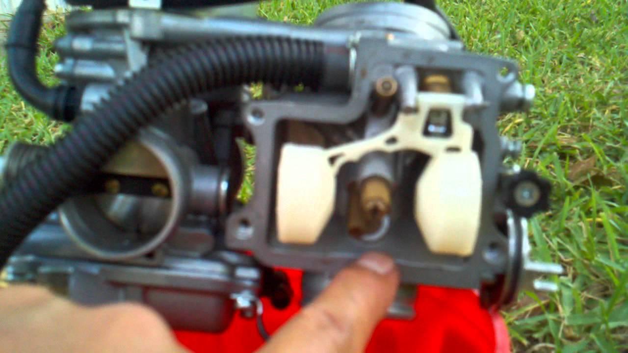2003 Honda Shadow Spirit 750 Carburetor Jets Issue 2