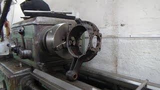 Ремонт поворотного кулака Газ-63