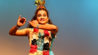 Swagatham Krishna - Indian Classical dance by Melissa Mathew & Team