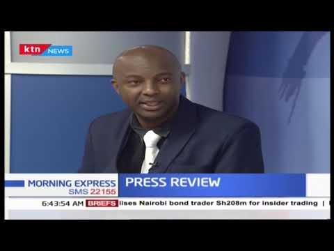 Uhuru, Raila meeting with Dubai Sheikh | Press Review
