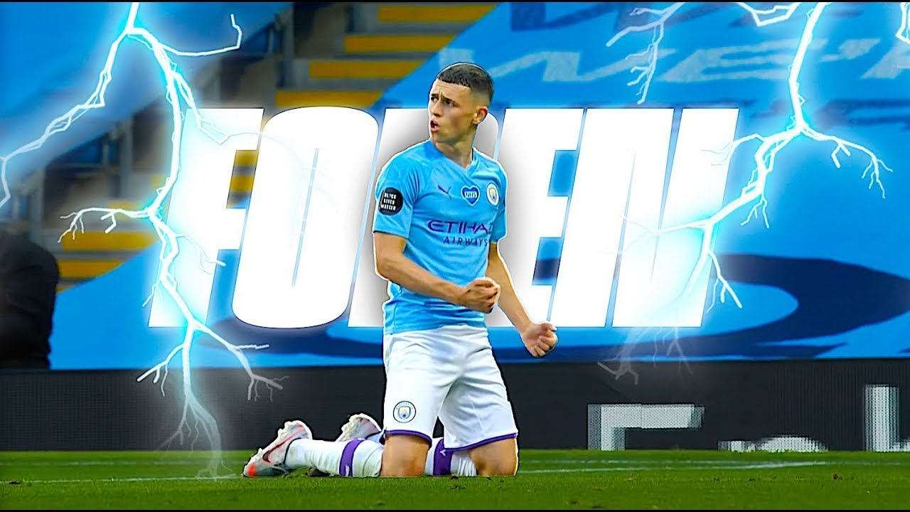 Phil Foden 2021 - Skills , Goals & Assists - YouTube
