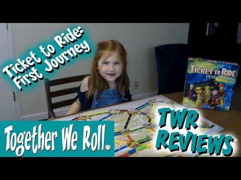Together We Roll: Chorus Reviews Ticket to Ride First Journey |