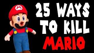 25 Ways to Kİll Mario!
