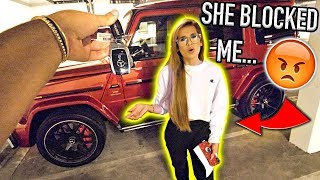 Fake Dream Car Prank on EX... **she hates me**