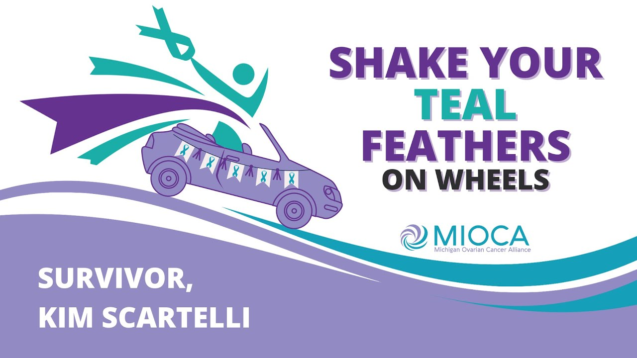 Shake Your Teal Feathers On Wheels Survivor Kim Scartelli Youtube