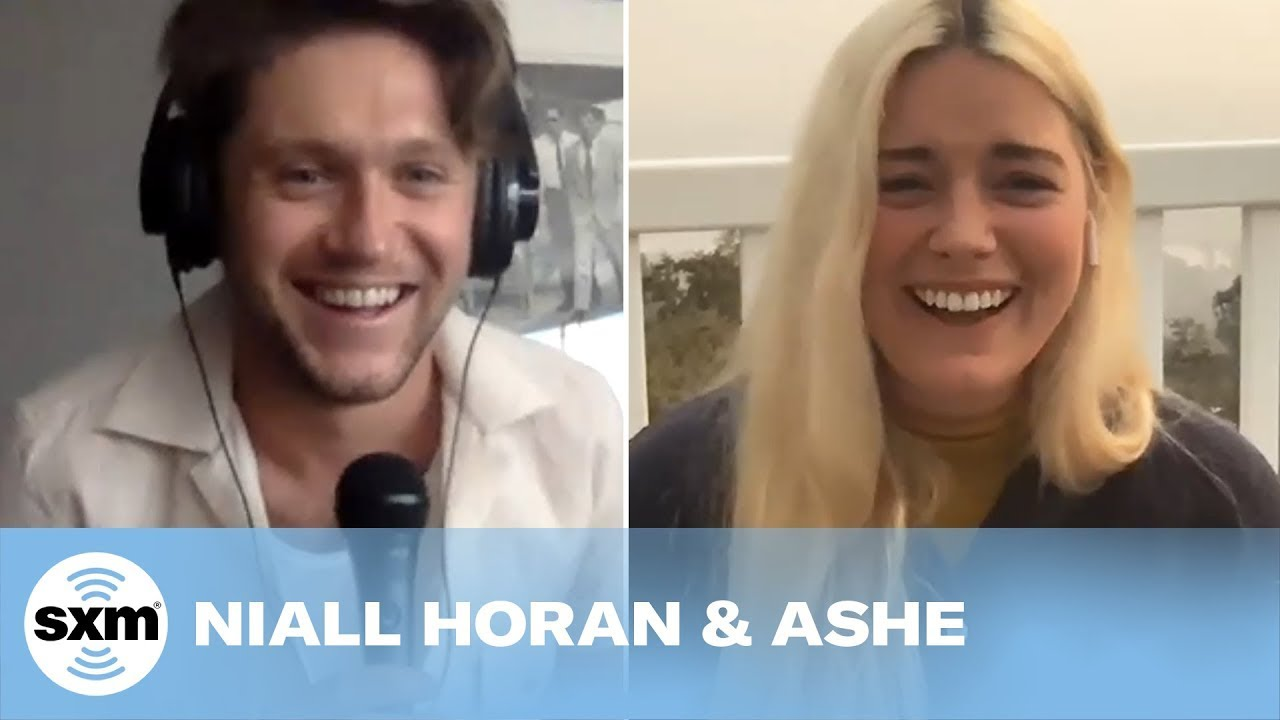 Niall Horan and Ashe | FULL Interview & Performance