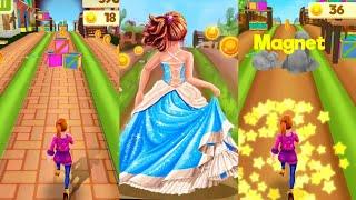 Royal Princess Island Run : Endless Running Game - Android Gameplay screenshot 3