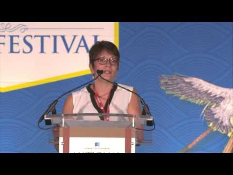 Meg Medina: 2016 National Book Festival