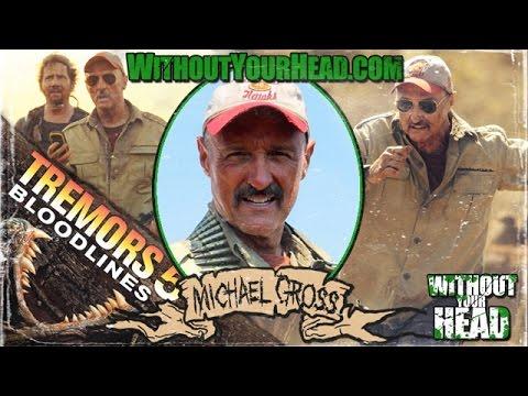 Michael Gross of Tremors