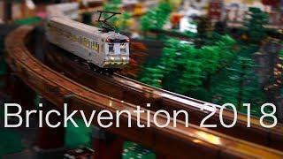 Brickvention train layout 2018