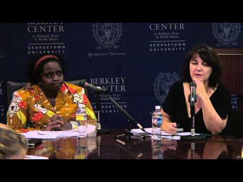Justine Masika Bihamba on Gender and Conflict in Northern Congo