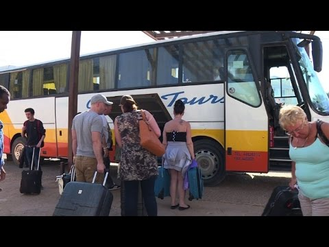 Tourists start evacuation from The Gambia