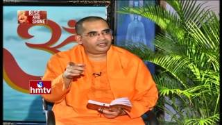 Swami Vivekananda On 'God in Everything' | Swami Bodhamayananda | Rise and Shine | EPI 207 | HMTV