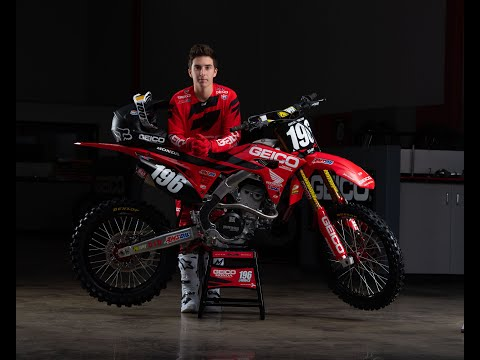 Hunter Lawrence Moves To The USA and Joins GEICO Honda In Pursuit of Greatness