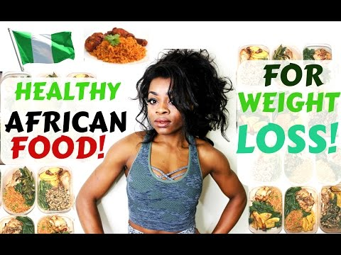 HEALTHY AFRO-CARRIBEAN FOOD!