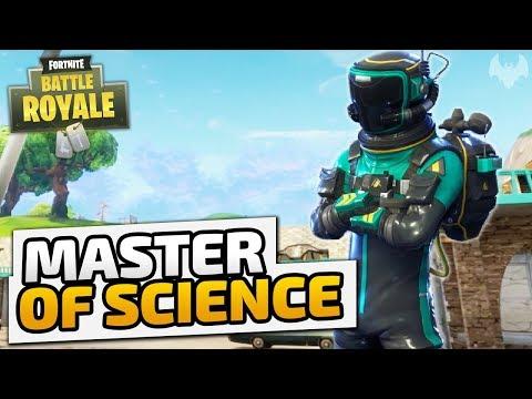 Master of Science - ♠ Fortnite Battle Royale ♠ - Deutsch German - Dhalucard