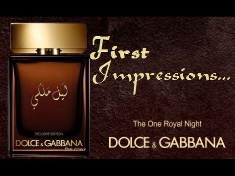 dolce gabbana the one arabian night