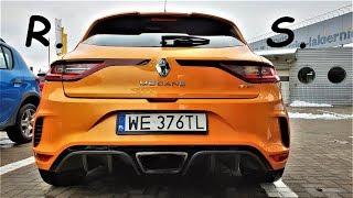 PREMIERA! 2019 Renault Megane R.S. [Pierwsze Wrazenia] TEST PL