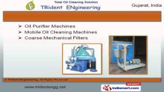 Testing Kit, Liquid Cleaning & Oil Purifier Machine by Trident Engineering, Ahmedabad