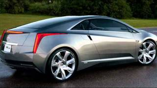 2013 Cadillac ELR Preview - Luxury Chevrolet Volt