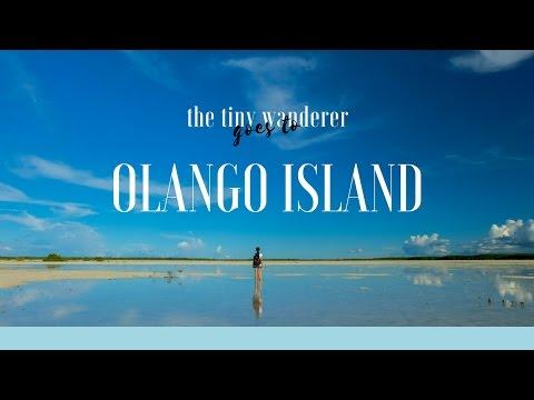 Olango Island - The Tiny Wanderer