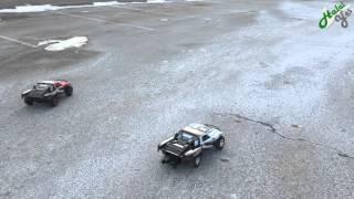 Traxxas Slash 4x4 VS Slash 2x4 2WD