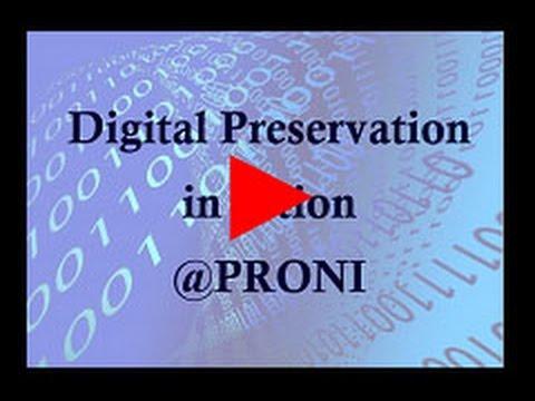 Preservation Week 2014 – Digital Preservation @ PRONI