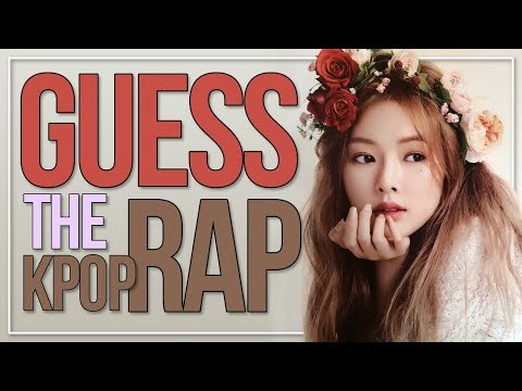 GUESS THE KPOP SONG BY THE RAP 🔥🔥 | Part 4 | KPOP Challenge | Difficulty: Easy