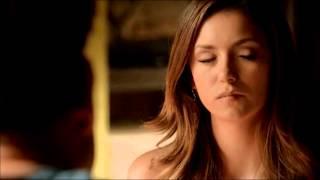 Скачать Damon And Elena Kiss Me Like The World Is Gonna Disappear