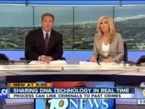 Using DNA to Solve More Crimes - San Diego County Sheriff