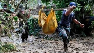 Filippine, prclamato lo stato di calamitâ naturale sull