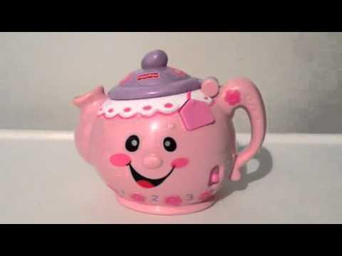 Fisher Price Teapot