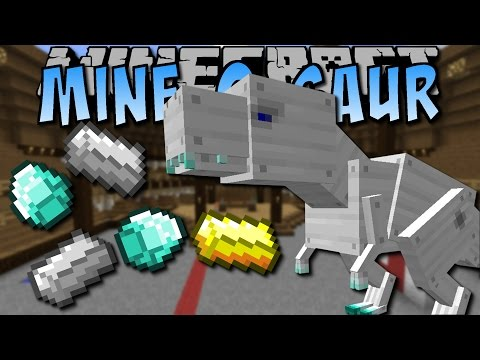 Mine-o-Saur (Gadgets n' Goodies Mod) [Deutsch]
