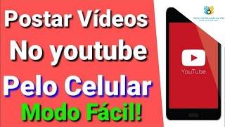 Como Enviar Videos para o EAD do CEV