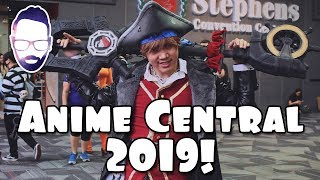 Gambar cover Anime Central 2019! Cosplay Video