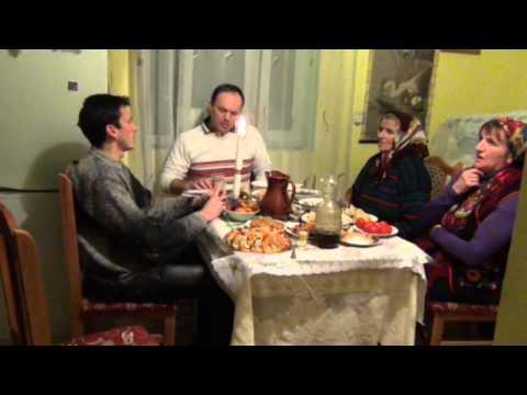 Україна. Різдвяна вечеря