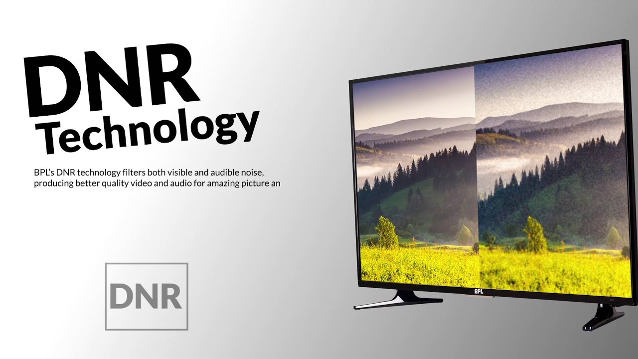 BPL Vivid LED TV - 32 inch Full HD
