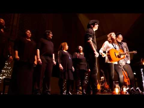 Brandi Carlile featuring the Total Experience Choir (5 songs) - 12/4/16 - Town Hall (RTR Seattle)