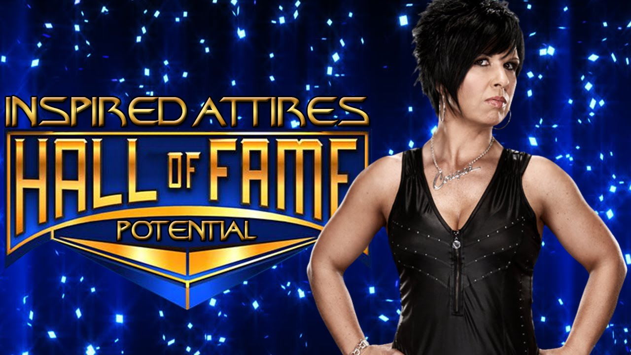 Vickie Guerrero Cougar Necklace Hall of Fame Wi...
