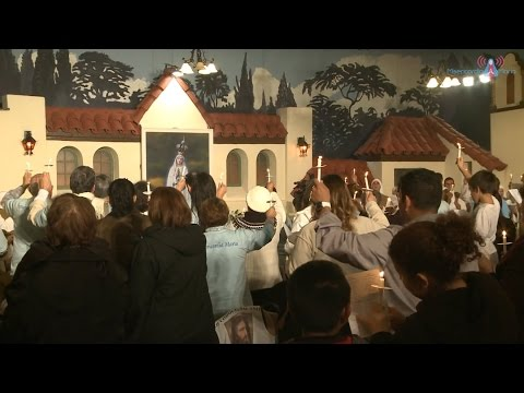 Apparition of the Virgin Mary - San Francisco, United States - 15/12/2016