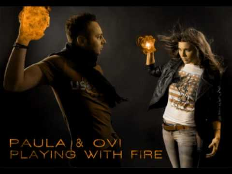 Playing With Fire - Paula Seling & Ovi - Chipmunk Version
