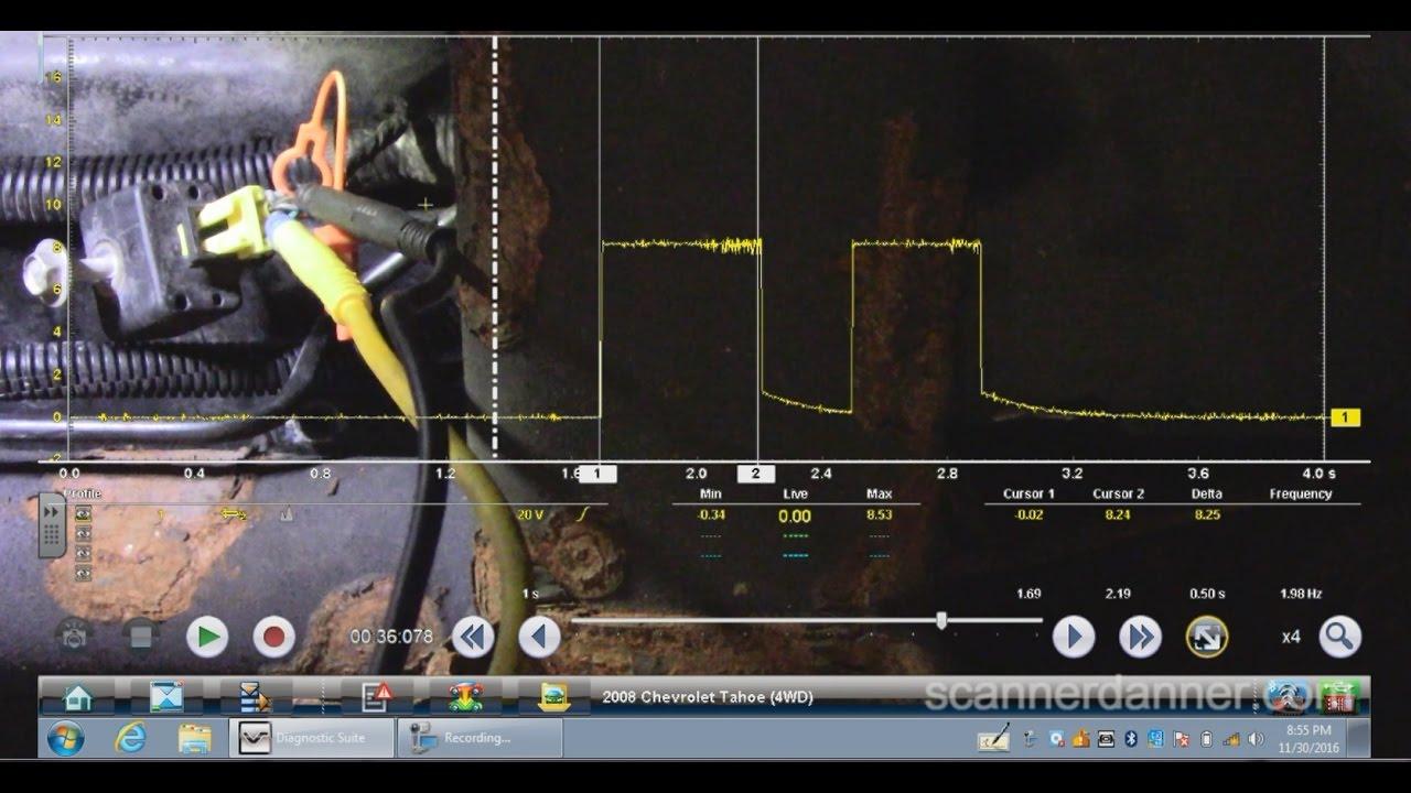 2008 chevy tahoe airbag fault b0084 front end sensor 2 erratic  [ 1280 x 720 Pixel ]