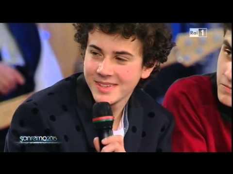 Sanremo 2015 - Il cast di Braccialetti Rossi 2 - Serata finale 14/02/2015