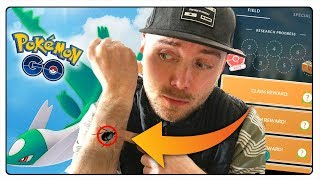 UGRYZŁ MNIE ROBAK PODCZAS BUG OUT EVENT W POKEMON GO?! SHINY LATIOS WEEK!