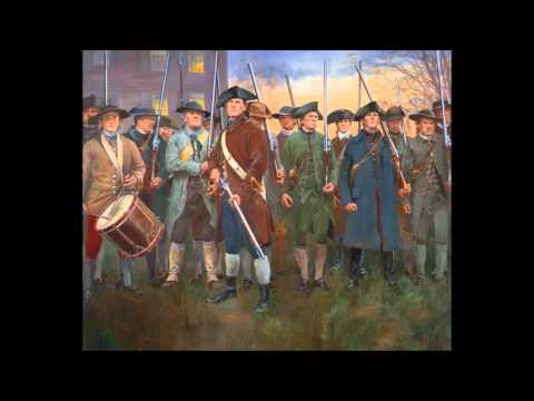 1776   War March  Song composition