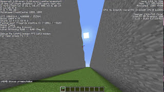 minecraft: como construir uma parede gigante em um segundo sem mods