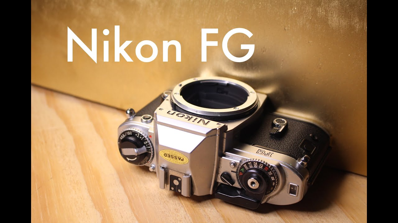 nikon fg video manual youtube rh youtube com Nikon FG Instruction Manual Nikon FG Instruction Manual